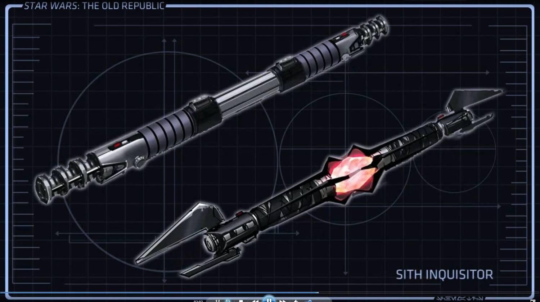 Как сделать меч звездные войны из бумаги